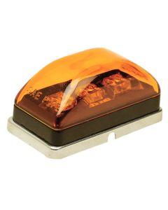 Seachoice LED MINI CLEARANCE W/STUD-AMB