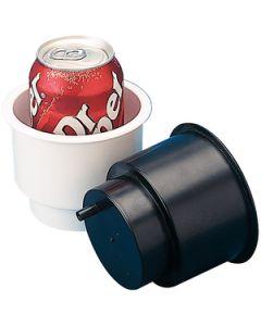 "Seadog Line, Black Drink Holder Combo 3-1/4"", Recessed Cup Holders"