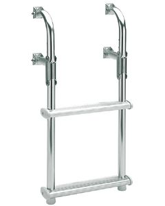 Garelick 3 Step Compact Transom Ladder