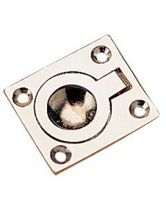Seadog Ring Pull 1-7/16x1-3/16 Chr/Br