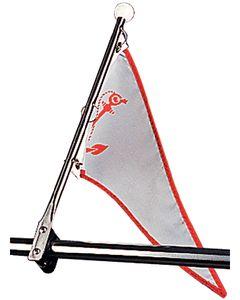 Seadog Line Rail Mount Flag Pole Hardware