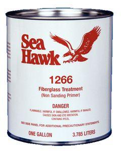 Sea hawk Fiberglass Non-Sanding Primer - Sea Hawk 1266QT