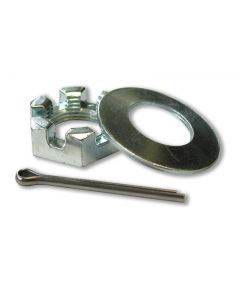 Tie Down Engineering Nut/Washer/Cotter Pin Kit