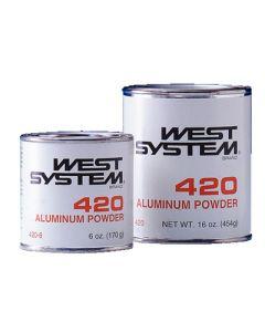 West System West Aluminum Powder 36oz