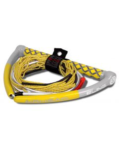 Airhead Bling Spectra 5-section Wakeboard Road; Yellow