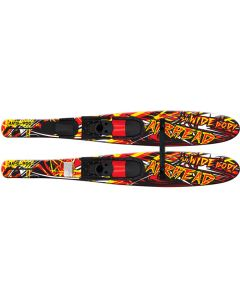 Airhead WIDE BODY Combo Water Skis, 135cm