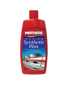Mothers Marine Synthetic Wax - 16oz