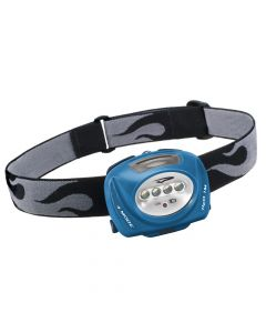 Princeton Tec QUAD 78 Lumen Headlamp - Blue