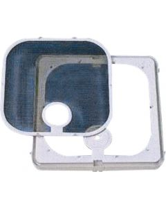 Ventline by Dexter Screen Frame Assybirch (New) - Replacement Parts For Radius Corner Ventadomes