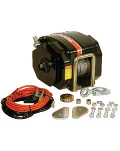 Powerwinch 912 Electric Boat Trailer Winch, 11,500 lb, 12 Volt