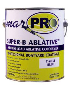 Marpro Super-B Ablative - Color: Blue, Gallon