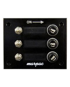 Marpac SWITCH PANEL 3GANG