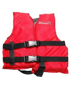 Revere KAYAK VST RED/BLK SMALL