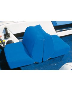 Taylor Made Terry Cloth Lounge Boat Seat Cover Blue