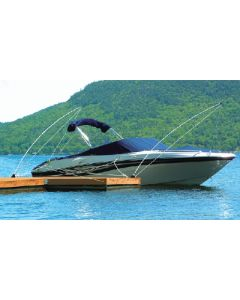 Taylor Made Boatguard 8' Mooring Whip for Boats Up To 2500Lbs, Pair
