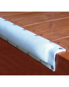 """Taylor Made 5-1/2""""Wx2-1/4""""Dx4' Large Dock & Post Bumper"""
