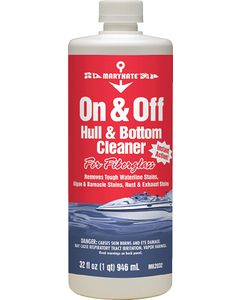 CRC Fiberglass Hull & Bottom Cleaner, 32 oz.