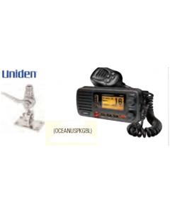 Uniden OCEANUS RADIO PKG BLACK