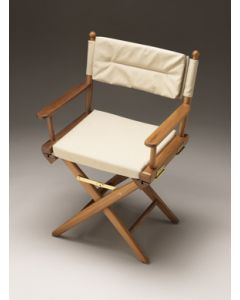 Whitecap Director's chair, Pacific Blue seat covers