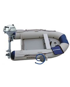 Maxxon CS-270 Inflatable Boat w/ 2.3hp Honda CS-270-AIR:2Honda