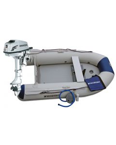 Maxxon CS-270 Inflatable Boat w/ 5hp Honda CS-270-AIR:5Honda