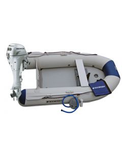 Maxxon CS-300 Inflatable Boat w/ 9.9hp honda CS-300-AIR:9_9Honda