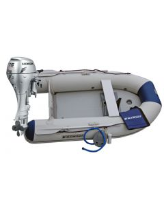 Maxxon CS-300 Inflatable Boat w/ 15hp honda CS-300-AIR:15Honda