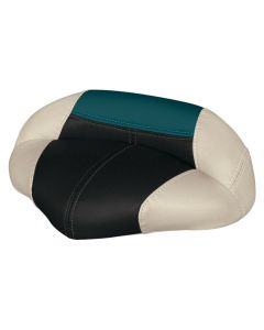 Wise Blast-Off Tour Series Pro Casting Seat Traditional Style, Mushroom-Black-Green