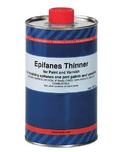 Epifanes Paint Thinner Quart