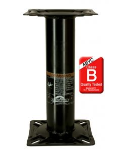 """Springfield Fixed Height 13"""" Economy Non Removable Pedestal"""