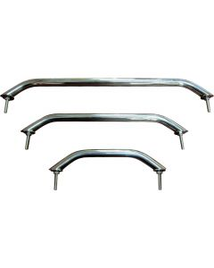 "JIF Marine, LLC Stainless Steel Handrail, 12"" - JIF Marine Products"