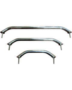 "JIF Marine, LLC Stainless Steel Handrail, 24"" - JIF Marine Products"