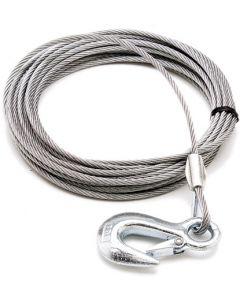"""Seasense Winch Cable, 3/16"""" x 25', 4000lb"""