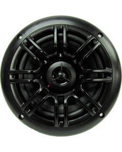 "Prospec 6-1/2"" 150 Watt Speakers,  Pair,  Black"