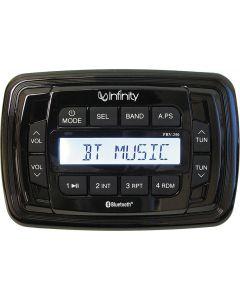 Prospec Infinity AM/FM/Multimedia Receiver,  Black
