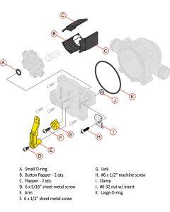 Flow-Rite Valve Repair Kit
