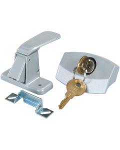JR Products Locking Camper Door Latch - Camper Door Latch