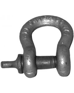 Chicago Hardware Forged, Galvanized Anchor Shackle, 5/8""