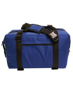 NorChill 48 Can Soft Sided Hot/Cold Cooler Bag - Blue
