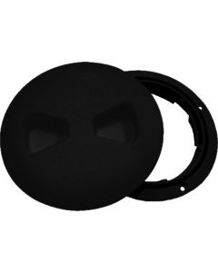 "T-H Marine Supply T-H Marine Low Profile Deck Plate, 5"", Black"