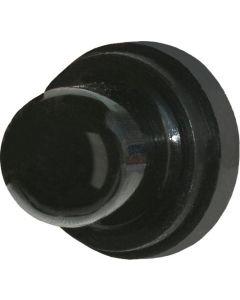 Blue Sea Systems Push Button Breaker Boot, Black