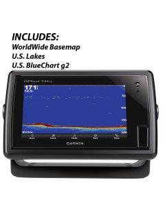 Garmin GPSMAP 741xs GPS Chartplotter w/Sounder