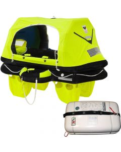 Viking Life-Saving Equipment VIKING RescYou Pro Liferaft 4 Person Container Offshore Pack