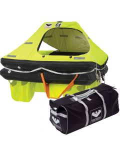 Viking Life-Saving Equipment VIKING RescYou Coastal Liferaft 6 Person Valise
