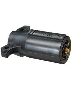RV Designer 7-Way Rv Plug Nylon - Pollack 7-Way Rv Nylon Plug