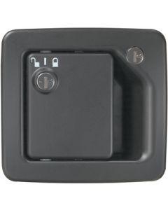 RV Designer Mtr Home Door Lock (60-650) - Mh Entrance Door Hardware W/ Deadbolt