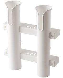 Seadog 2-Pole Rod Holder, White