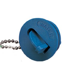 Seadog Flip Key Keyless Colored Deck Fill Flip Cap Water Blue Line