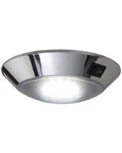 Seadog Day/Night Dome Light - Incandescent, Chrome
