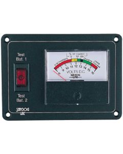 Seadog Battery Monitor W/Expanded